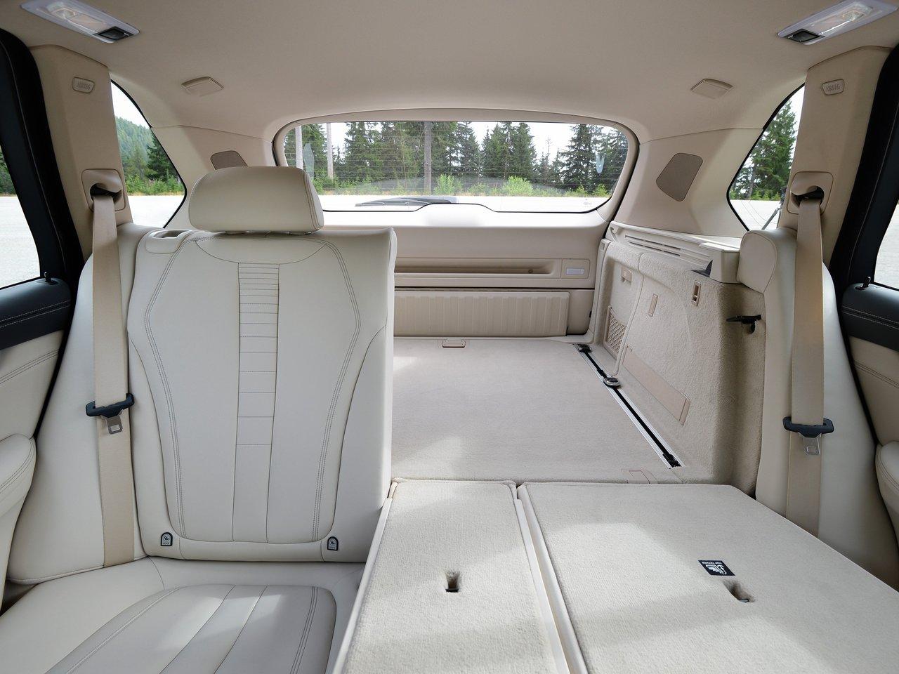 Багажник БМВ Х5 2017