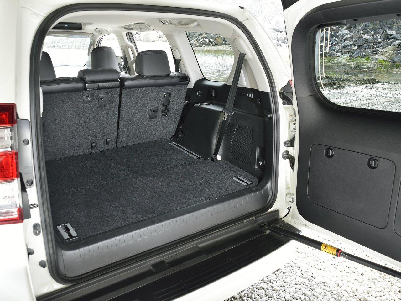 багажник ленд крузер прадо 2017