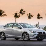 Тест драйв Тойота Камри 2017 в новом кузове