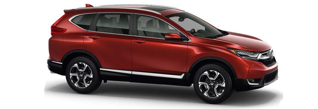 Комплектации и цены Хонда СРВ 2018 года
