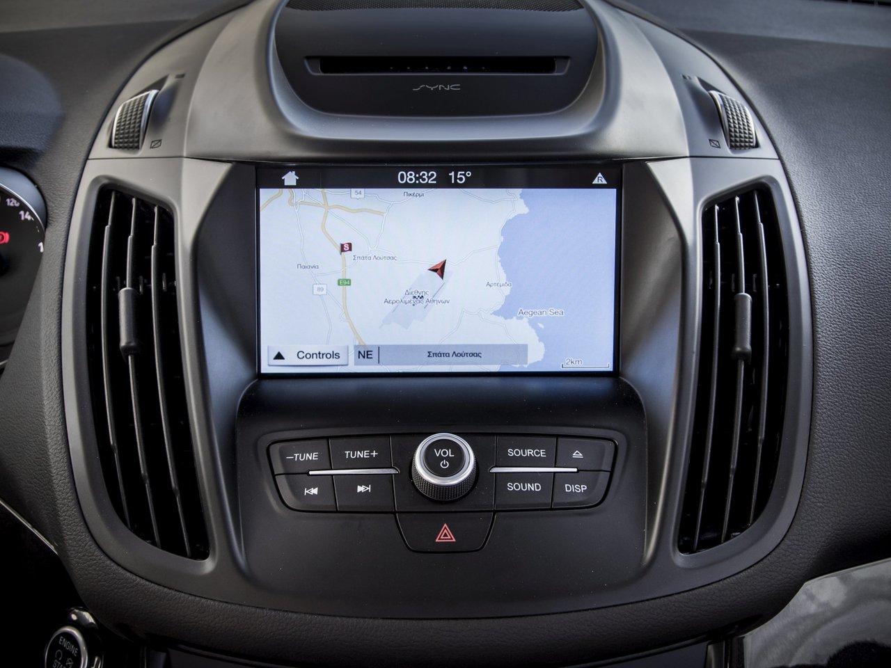 Мультимедиа Форд Куга 2018 в новом кузове