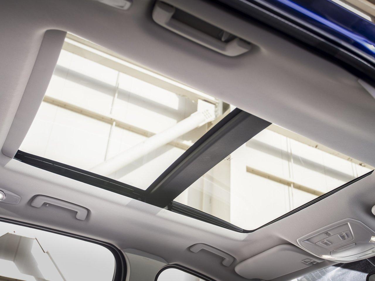 Панорамная крыша Форд Куга 2018 в новом кузове