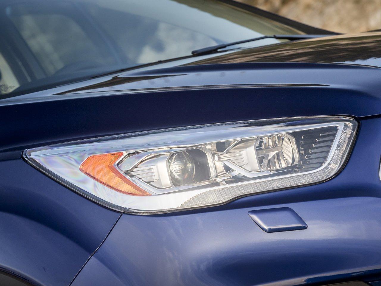 Оптика Форд Куга 2018 в новом кузове