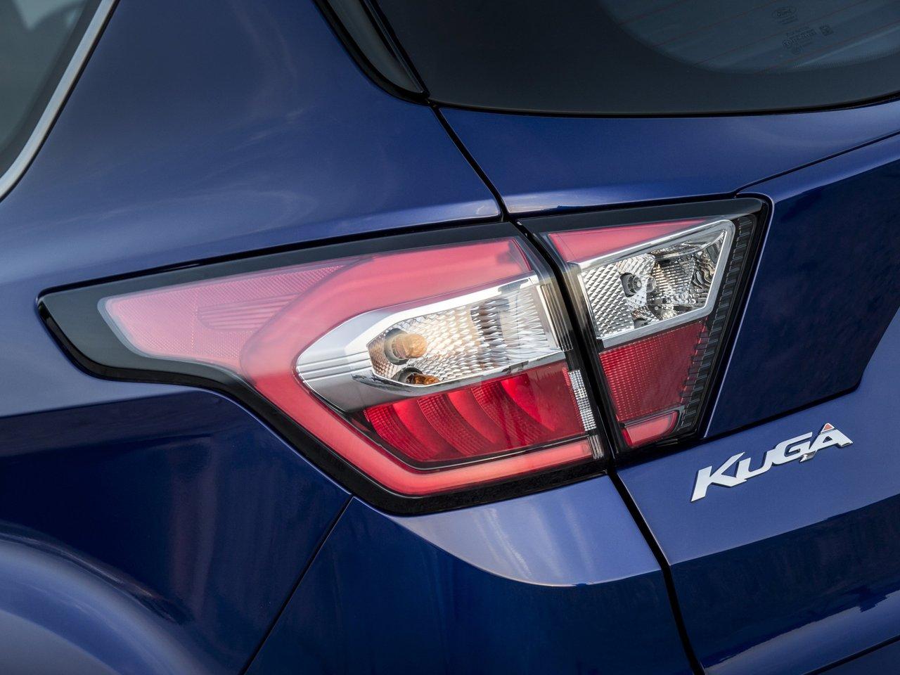Задняя оптика Форд Куга 2018 в новом кузове