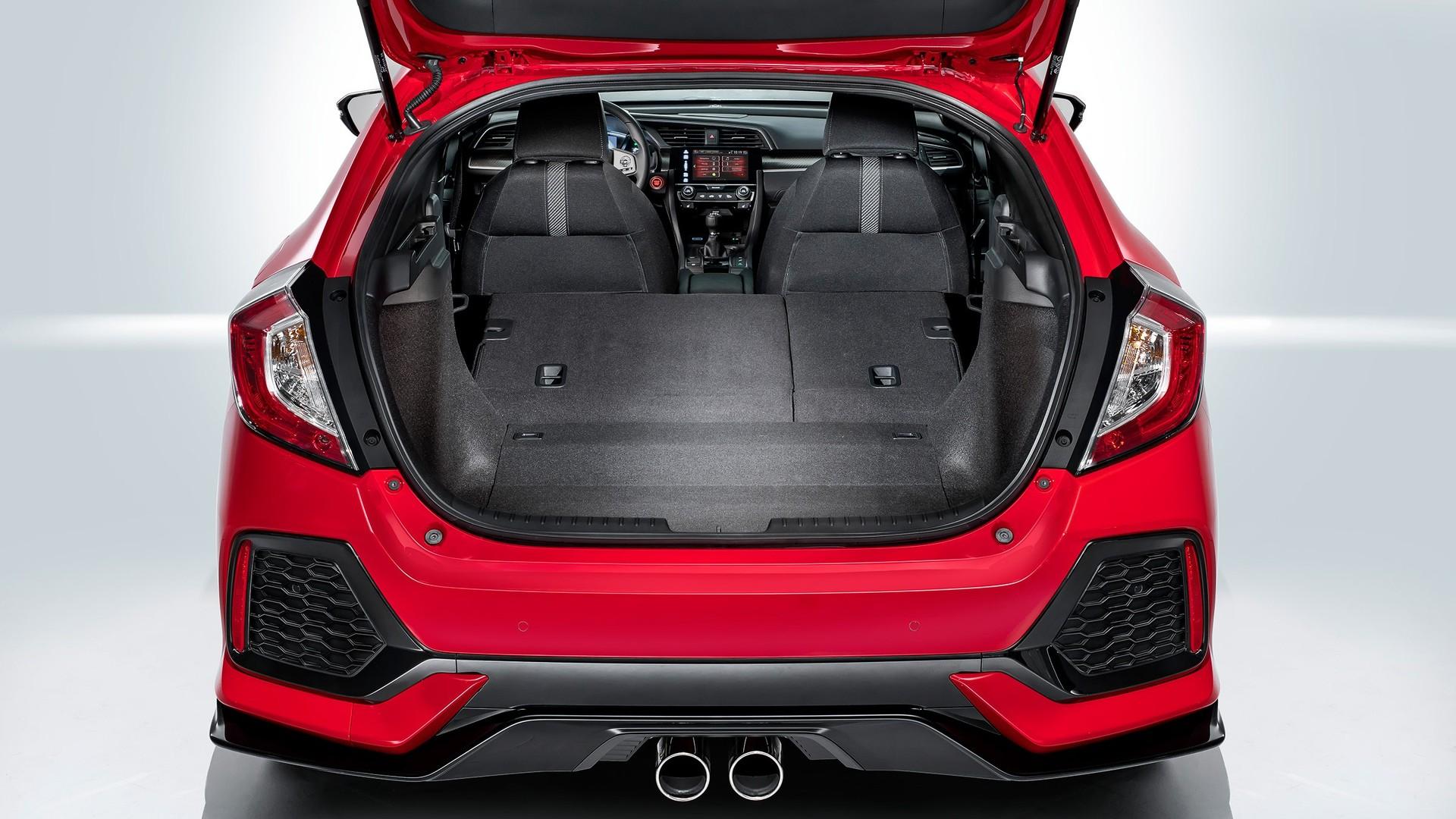Хонда Цивик 2018 года