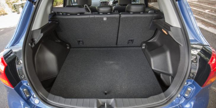 Багажник Мицубиси АСХ 2018